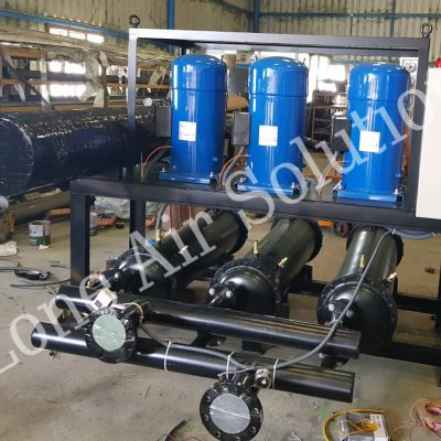 Water-Cooled-Chiller-with-Compressor